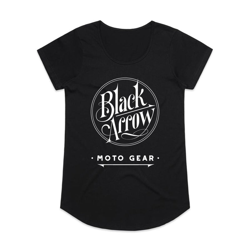 Black Arrow T-shirt Ladies