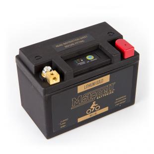 Motocell Gold Lithium Battery MLG18L