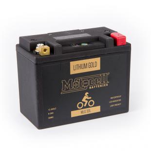Motocell Gold Lithium Battery MLG30L