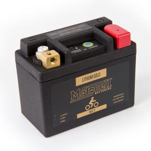 Motocell Gold Lithium Battery MLG7L