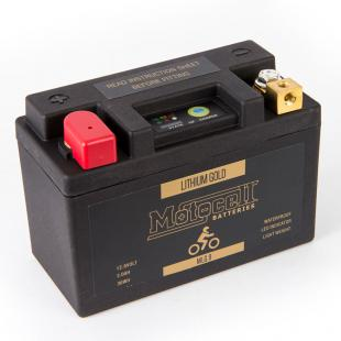 Motocell Gold Lithium Battery MLG9