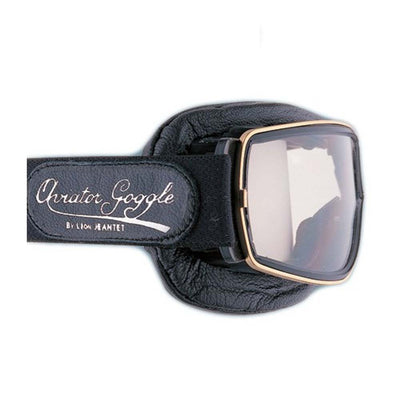 Aviator Pilot T1 Goggles by Leon Jeantet - Black
