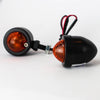 Rogue Motorcycles Dyna Turn Signals Indicators Flashers bullit bullet black