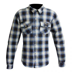 Axe Flannel - Blue