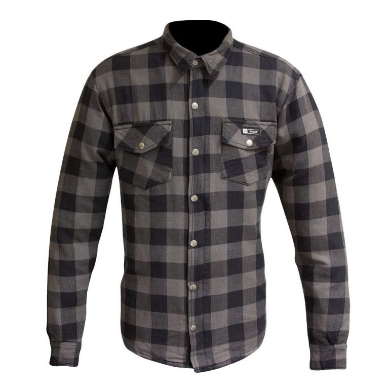 Axe Flannel - Grey