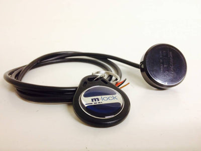 Motogadget m-Lock RFID Ignition Lock
