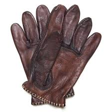 Shanks Gloves - Oak