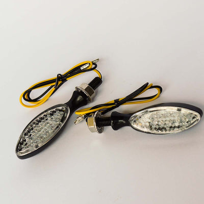 rogue motorcycles manta indicators turn signals low profile blinkers led