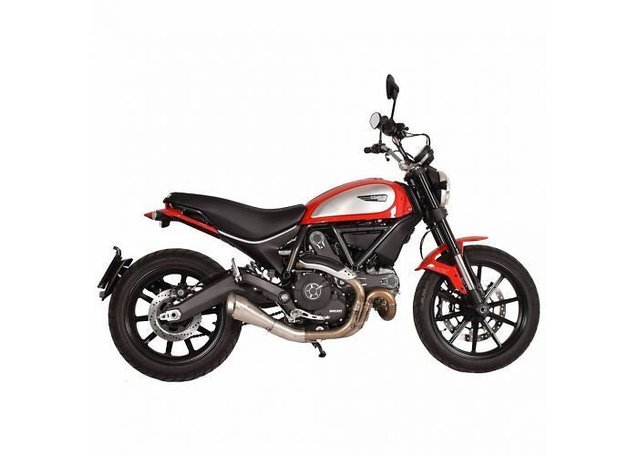 SPARK 70'S SLIP-ON EXHAUST DUCATI SCRAMBLER 15 - 16