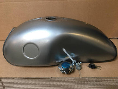 BENELLI MOJAVE FUEL TANK TYPE 2 INCL TAP & CAP