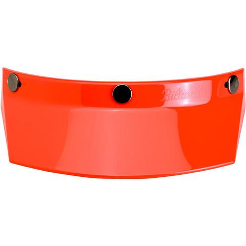 BILTWELL MOTO VISOR ORANGE