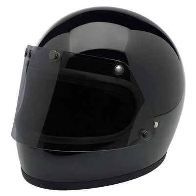 BILTWELL GRINGO BLAST SHIELD | SMOKE