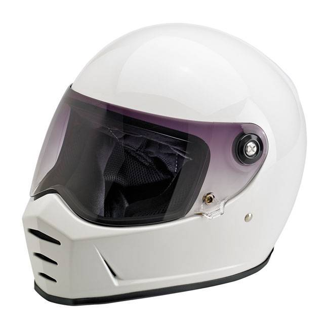 BILTWELL LANE SPLITTER VISOR PURPLE SMOKE