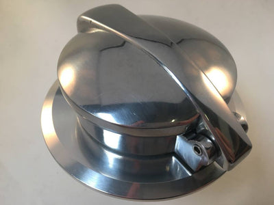 BMW MONZA R-SERIES RV2 CAP WITH CHROME CAP