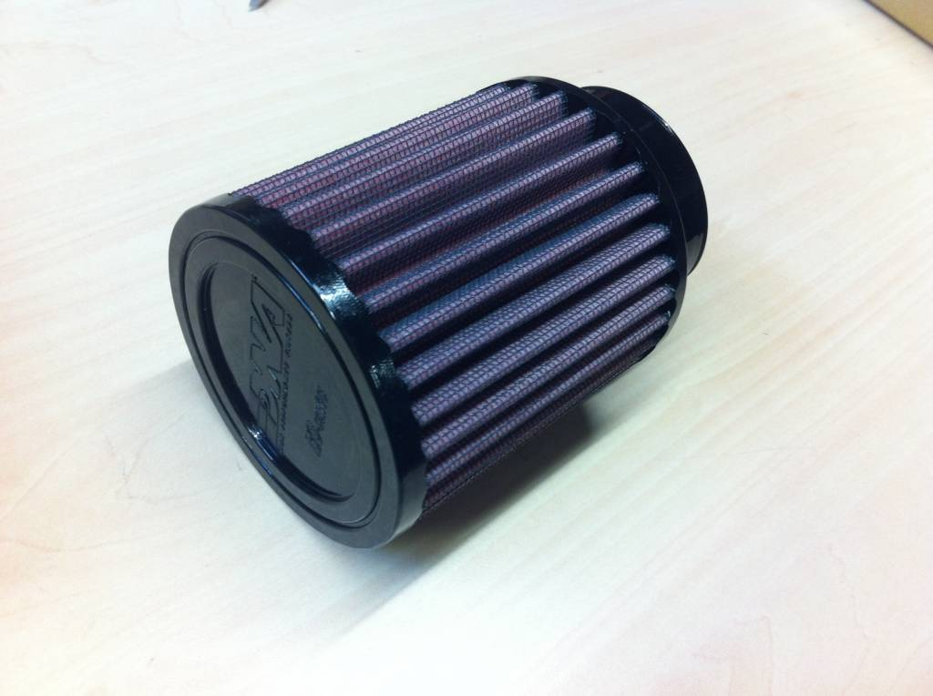 DNA 54MM CYLINDER FILTER RUBBER TOP