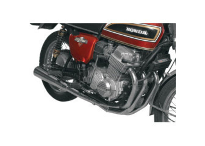 MAC EXHAUSTS HONDA CB750 K 4-INTO-1 EXAUST SYSTEM MEGAPHONE CHROME