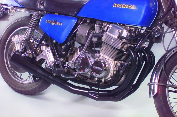 MAC EXHAUSTS HONDA CB 750 F/K 4-INTO-1 EXHAUST BLACK