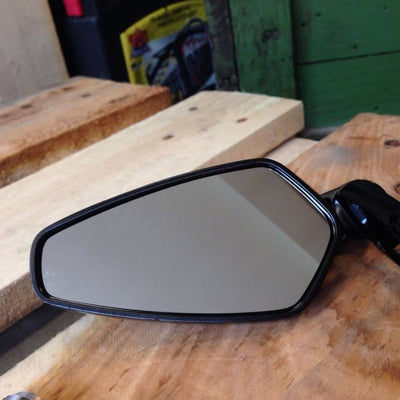 Rogue motorcycles, Australia, custom, bar end, mirrors, bar end mirrors