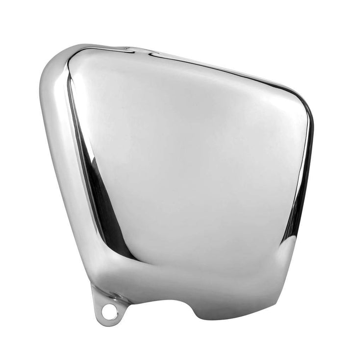 Triumph SIDE PANEL SET  POLISHED ALUMINIUM