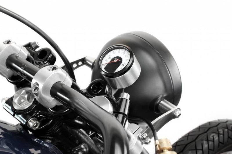 Rogue motorcycles, motogadget, speedo bracket, bracket, custom, cafe racer, bobber, flat tracker