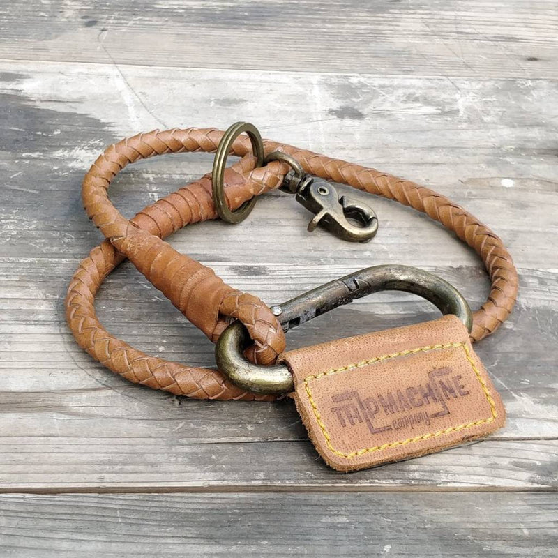 TRIP MACHINE BRAIDED KEY CHAIN