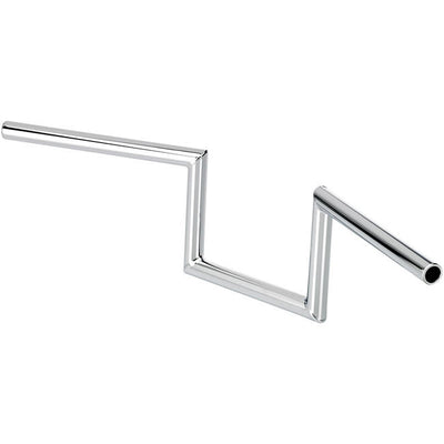 "ZED HANDLEBARS 7/8"" - CHROME"