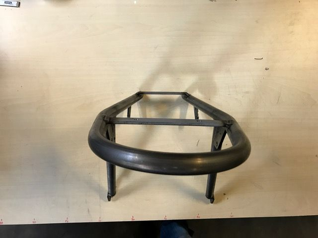 BMW R-SERIES BRAT SUBFRAME UNCOATED CHROMOLY