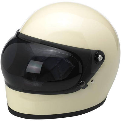 BILTWELL GRINGO S ANTI FOG BUBBLE SHIELD SMOKE