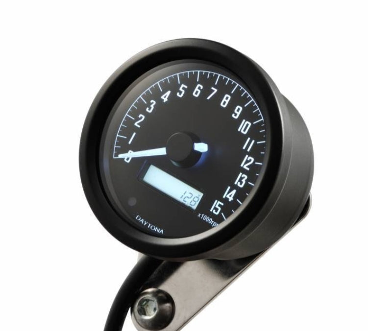 DAYTONA VELONA 60MM TACHOMETER 15,000 RPM - TYPE 2