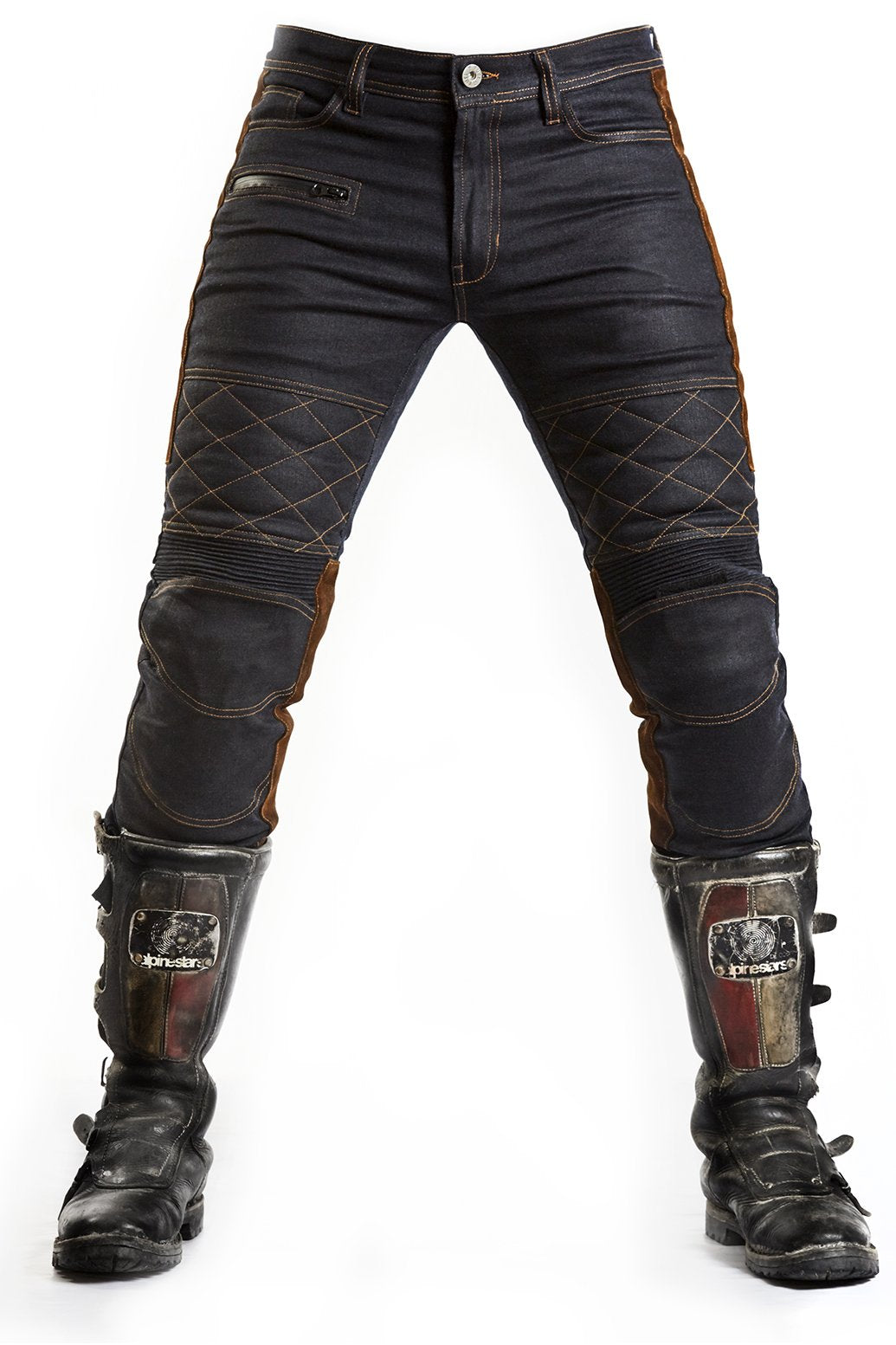 Fuel Sergeant Pant - Waxed