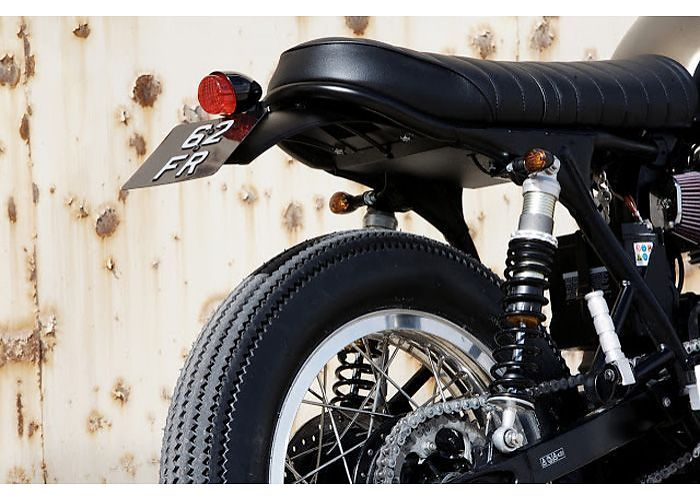 rogue motorcycles taillight bullet cafe racer tracker brat chopper harley davidson perth western australia