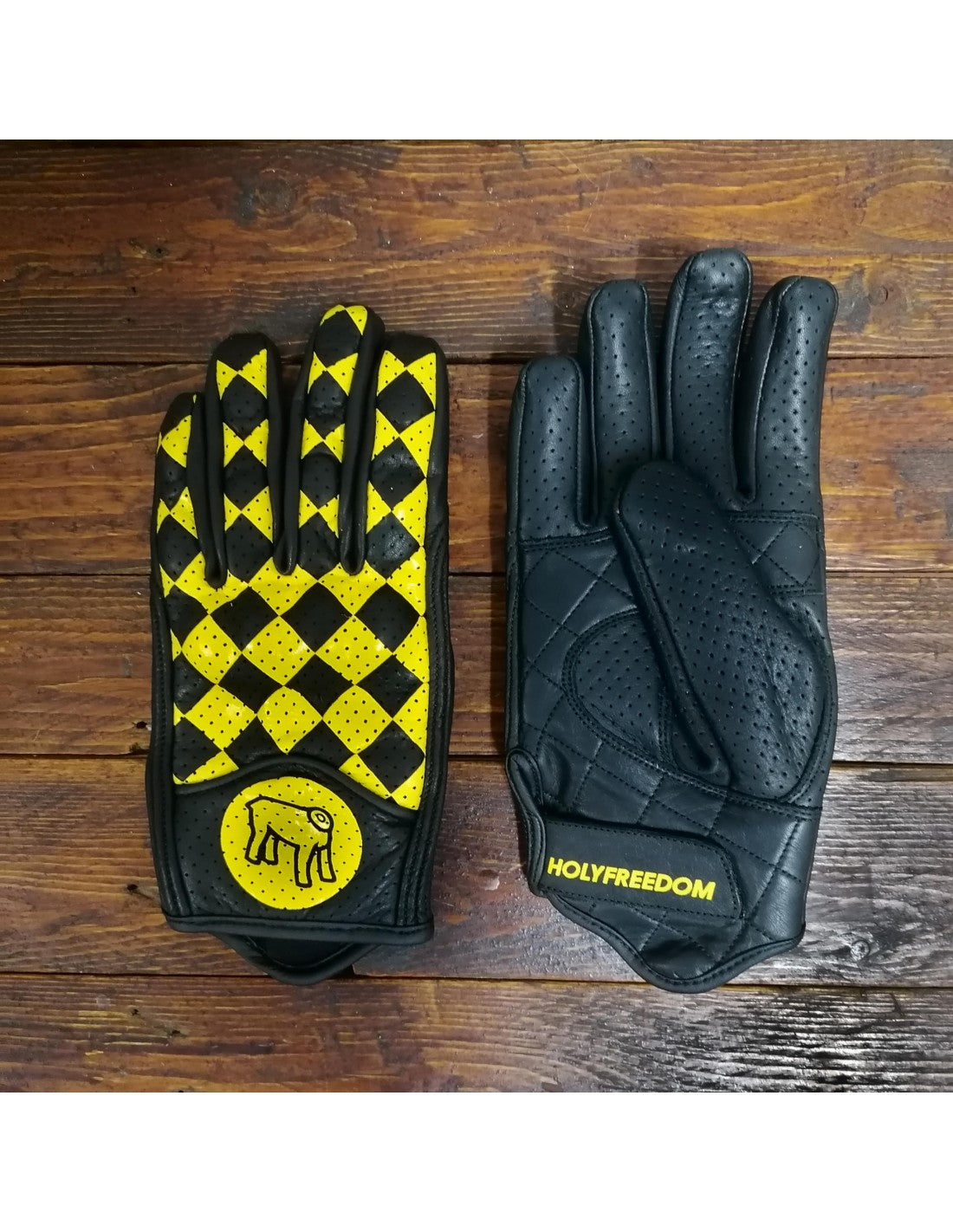 rogue motorcycles, black and yellow summer motorcycle gloves, biker gloves, motorbike gloves, rider gloves, rider gear, motorbike gear, leather gloves, perth wa, motorbike shop, custom bike parts, custom motorbike gear.