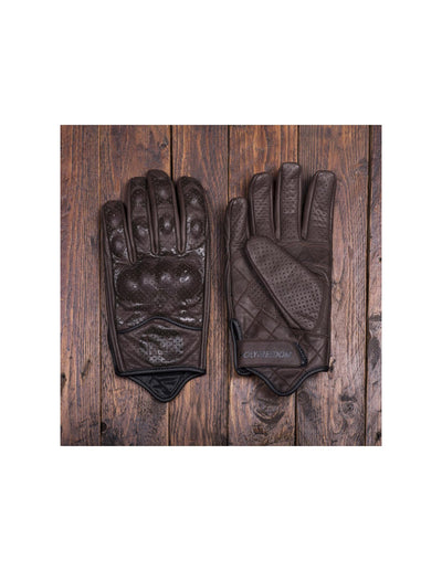 Rogue motorcycles, bullit gloves brown, brown leather gloves, brown motorcycle leather gloves, holy freedom gloves, leather gear.