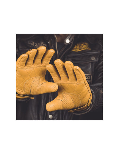 Rogue motorcycles, leather gloves, leather rider gear, vintage gear, motorbike gloves