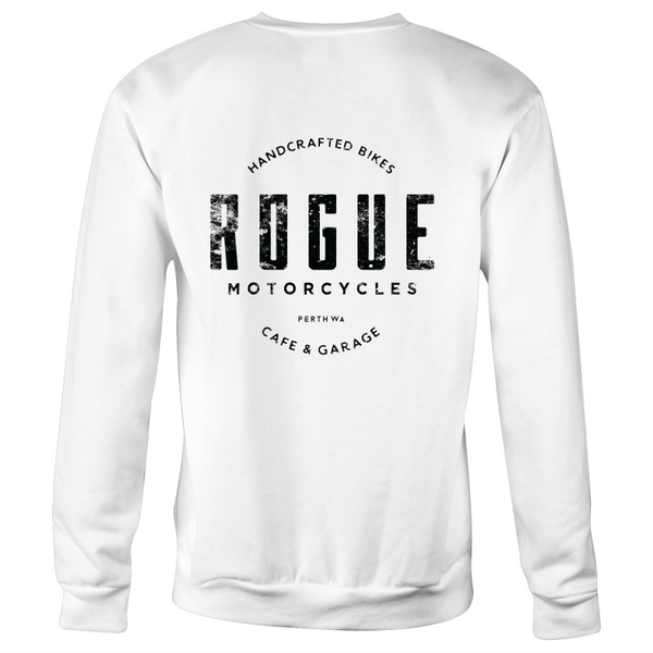 Rogue - Crew Neck Jumper Sweatshirt