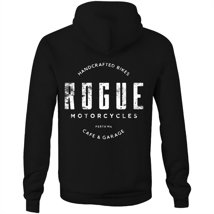 Rogue - Dark Pocket Hoodie Sweatshirt