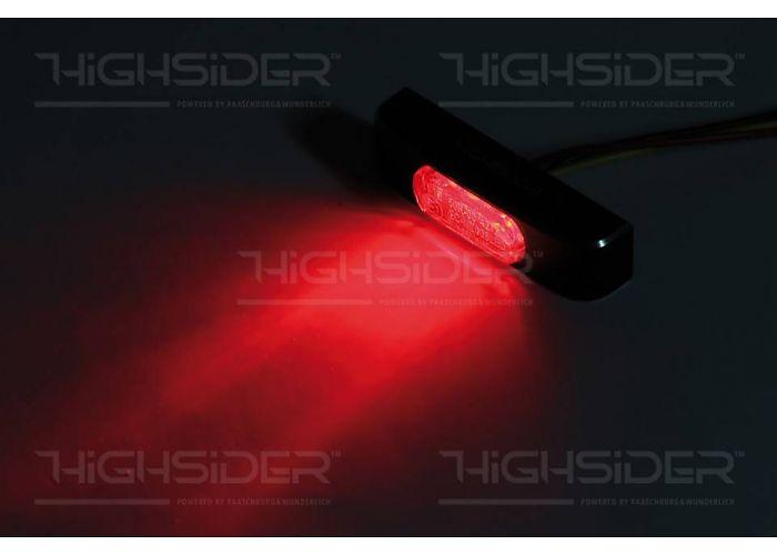 rogue motorcycles taillight stop light led custom highsider cafe racer tracker build bike motorcycle motorbike perth australia