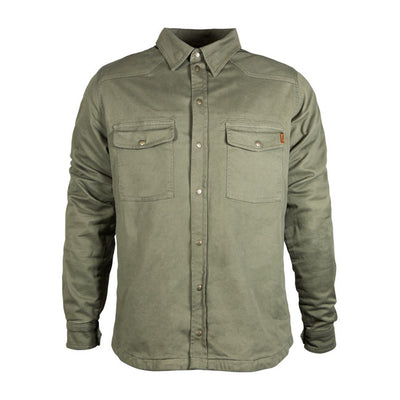JOHN DOE MOTOSHIRT MEN | OLIVE