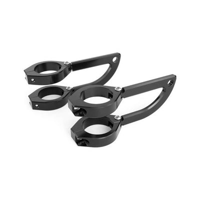Rogue headlight brackets aluminium black
