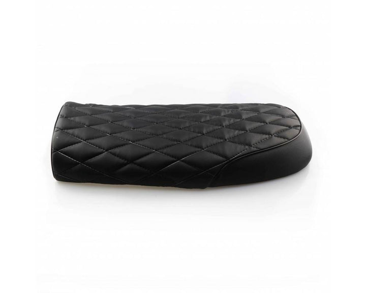 DIAMOND STITCH BRAT SEAT BLACK 67