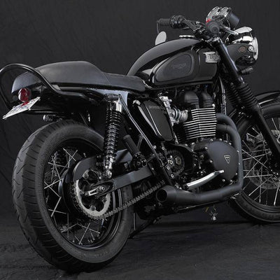 TRIUMPH 2001 - 2015 SMOOTH SPENCER SEAT THRUXTON, BONNEVILLE, SCRAMBLER