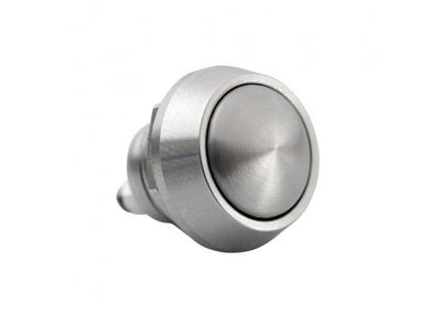 Stainless Steel Push Button M12 Universal