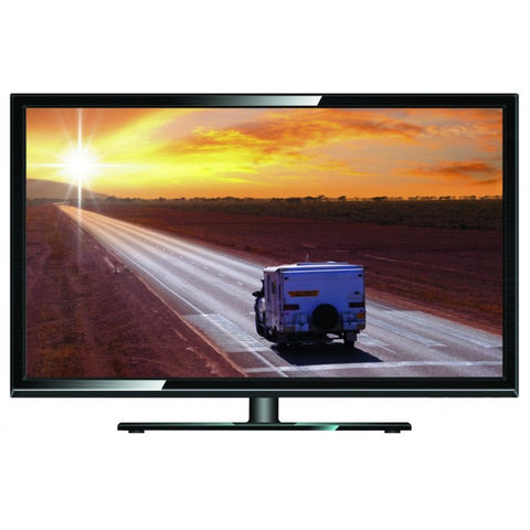 "32"" LED HD SMART TV/DVD/PVR S2 12/24/240V FULL HD 1080P"