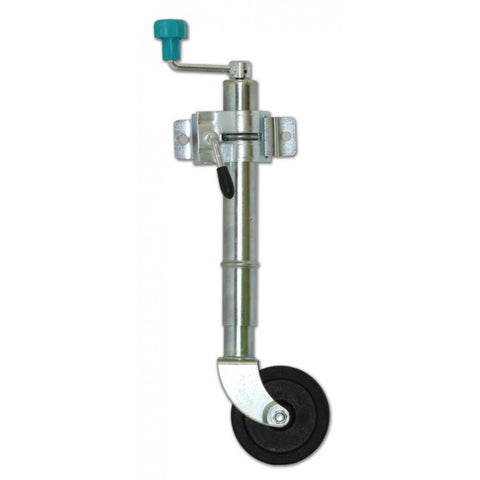"Camec Jockey Wheel - 6"" With Clamp"