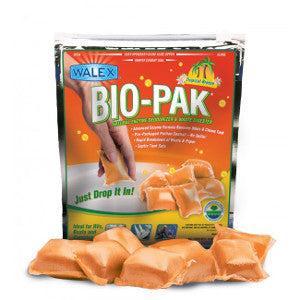 Bio-Pak Express Superior Cassette And Portable Toilet Waste Digester ƒ?? Tropical Breeze Scent