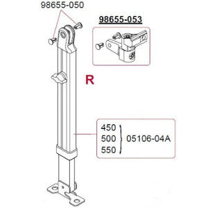 85 Fiamma Awning Replacement Parts Fiamma F45il Right