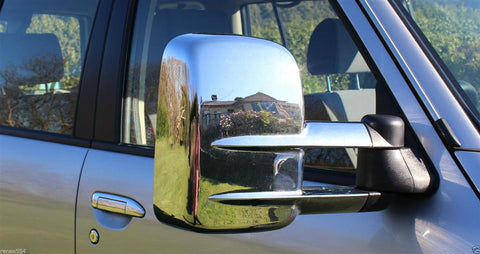 Vision Plus Mirrors to suit Toyota Landcruiser 200