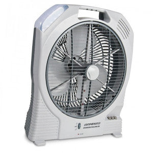 Companion Rechargeable Oscillating Fan 12V/240V/Battery