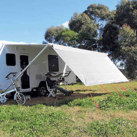 Coast Front Sunscreen to Suit 13' Rollout Awning