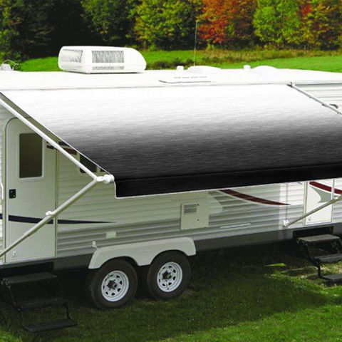 Carefree Fiesta Shale Fade Awning 16 foot (4.8m)